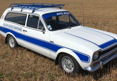 Ford Escort MK1 Break de chasse de 1973 / 12500€
