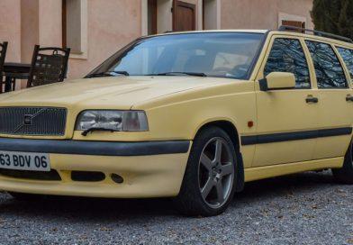 Volvo break 850 T5-R de 1995 / 18000€