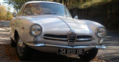 Alfa Romeo Coupé Giulia 1600 SS de 1965 / 129000€