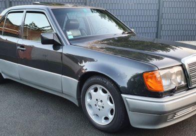 Mercedes 500E W124 de 1991 / 28000€