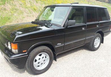 Range Rover Classic Vogue SE V8 3.9L Série Spéciale ASCOT de 1992/ 28000€